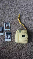 Fujifilm Instax Mini 8 Camera - Yellow - Instant Film - Yellow uploaded by Taneesha H.