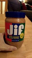 Jif Extra Crunchy Peanut Butter Spread uploaded by Monica N.