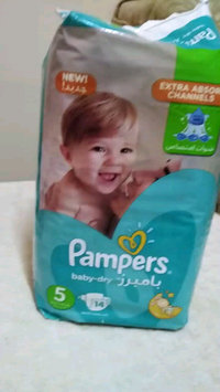 Video of Pampers Cruisers Diapers Size 4 Jumbo Pack uploaded by Reham F.