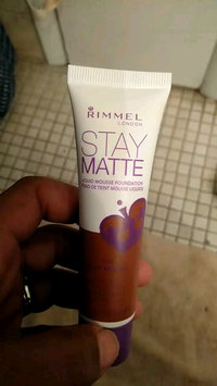 Video of Rimmel Stay Matte Liquid Mousse Foundation uploaded by Ashiah W.