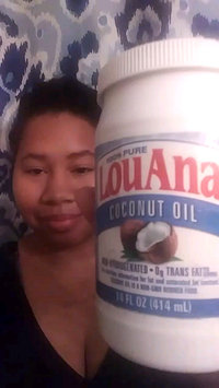 Video of LouAna Pure Coconut Oil uploaded by Crystal H.