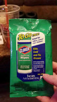 Clorox Disinfecting Wipes On The Go uploaded by kim K.