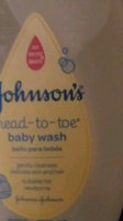 Johnsons Head-to-Toe Baby Wash 828 ml uploaded by Megan C.