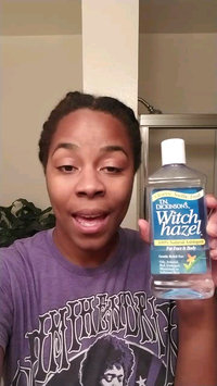 Video of T.N. Dickinson's Witch Hazel Astringent uploaded by Artiste S.