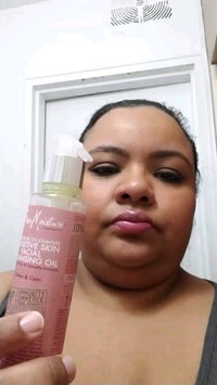 Video of Sundial SheaMoisture Peace Rose Oil Complex Sensitive Skin Facial Cleansing Oil uploaded by Yajaira H.