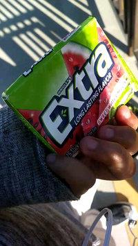Video of Wrigley's Extra Fruit Sensations Sweet Watermelon Sugarfree Gum uploaded by Kaylee C.
