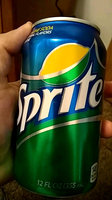 Sprite Lemon-lime soda 100% Natural Flavors uploaded by Zulma P.