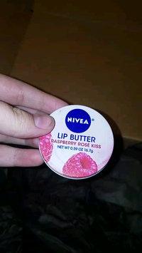 Video of Nivea Lip Care Lip Butter Raspberry Rose Kiss uploaded by Alyssa M.