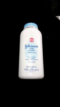 Video of Johnson's® Baby Pure Cornstarch Powder Aloe Vera & Vitamin E uploaded by Ghada M.