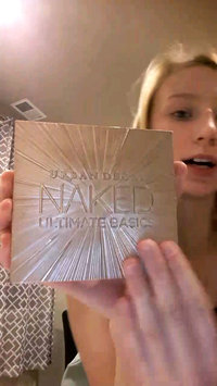 Video of Urban Decay Naked Ultimate Basics Eyeshadow Palette uploaded by Nacona K.
