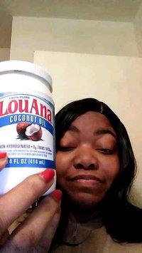 Video of LouAna Pure Coconut Oil uploaded by Linda P.