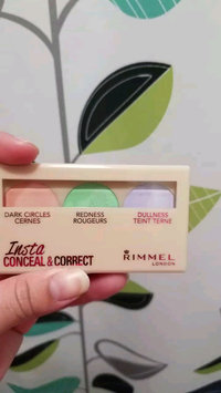 Video of Rimmel London Insta Conceal & Correct Palette uploaded by 💋Stephanie. M.