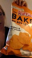 Ruffles Potato Crisps Baked! Cheddar & Sour Cream uploaded by Leslie V.