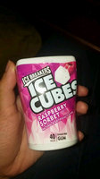 ICE BREAKERS ICE CUBES RASPBERRY SORBET GUM uploaded by jessica G.
