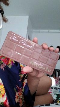 Video of Too Faced Semi Sweet Chocolate Bar Eyeshadow uploaded by Daiana G.