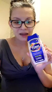 Video of Tums Extra Strength, Assorted Berries - 750 mg, 100 Chewables uploaded by Tomi Y.