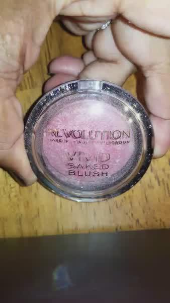 Makeup Revolution Baked Blusher uploaded by Pallavi R.