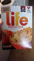Quaker® Cereal Pumpkin Spice uploaded by Leslie V.
