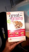 Post Great Grains Cereal Cranberry Almond Crunch uploaded by Donna J.