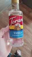 Torani Sugar-Free Vanilla Syrup uploaded by Megan G.