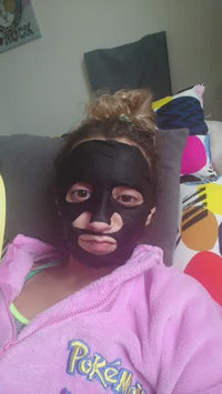 Video of Papa Recipe Bombee Black Honey Mask Sheet uploaded by shamelessMiimi m.