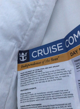 Video of Carnival Cruise Line uploaded by tammy m.