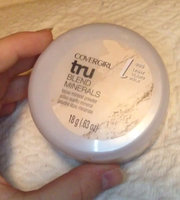 COVERGIRL TruBlend Minerals Loose Powder uploaded by Ryan A.