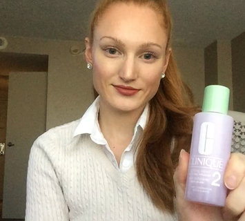 Video of Clinique Clarifying Lotion 2 uploaded by Martha K.