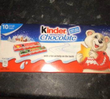 Video of Kinder® Chocolate uploaded by Sinead C.