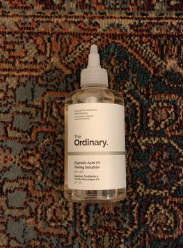 Video of The Ordinary Glycolic Acid 7% Toning Solution uploaded by Alexandra D.