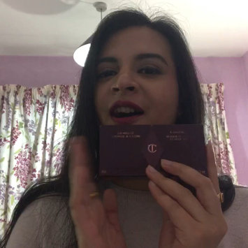 Video of Charlotte Tilbury Filmstar Bronze & Glow Face Sculpt & Highlight uploaded by Shikha S.