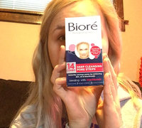 Biore Deep Cleansing Pore Strips 6 ct Box uploaded by henna a.