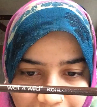 Video of Wet N Wild Color Icon Kohl Liner Pencil uploaded by Shasha S.