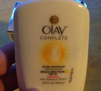 Olay Complete Lotion All Day Moisturizer with SPF 15 For Normal Skin uploaded by Nora N.