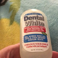 Dr. George's Dental White Mint Flavored Gel 5.2 oz. uploaded by casey m.