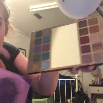 Video of Urban Decay Heavy Metals Metallic Eyeshadow Palette uploaded by Shannon B.