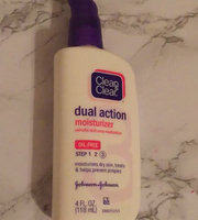 Clean & Clear® Essentials Dual Action Moisturizer uploaded by Devani G.