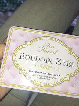 Video of Too Faced Boudoir Eyes Soft & Sexy Shadow Collection uploaded by Emily M.