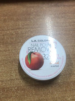 L.A. Colors Nail Polish Remover Pads uploaded by Fernanda C.