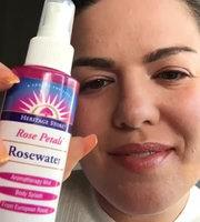 Rosepetals Rosewater Facial Toner - Heritage Store - 8 oz - Liquid uploaded by Leora T.