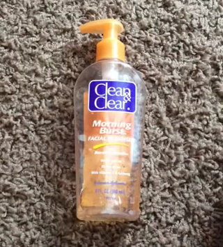 Video of Clean & Clear® Morning Burst® Facial Cleanser uploaded by Kelly G.