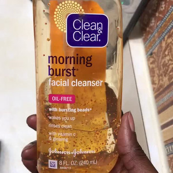 Video of Clean & Clear® Morning Burst® Facial Cleanser uploaded by Stephanie J.