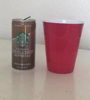 Starbucks Double Shot Espresso And Cream Coffee Drink uploaded by Hannah J.