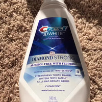 Crest 3D White Luxe Diamond Strong Mouth Rinse uploaded by Skylar H.