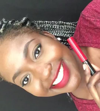 Video of SEPHORA COLLECTION Cream Lip Stain uploaded by Ammeda a.