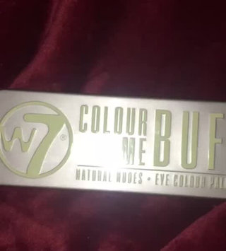 Video of W7 - 'In The Buff' Natural Nudes Eye Colour Palette uploaded by Jalynn A.