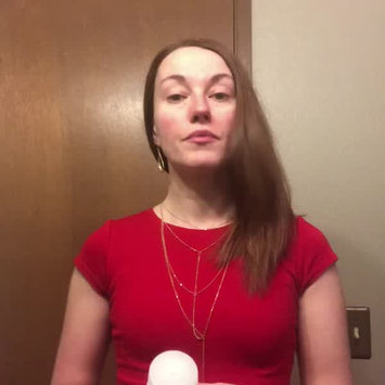 Video of AVEDA Smooth Infusion Styling Creme, 250ml uploaded by Clare H.