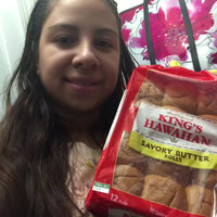 King's Hawaiian Savory Butter Rolls - 12 CT uploaded by Claudia V.
