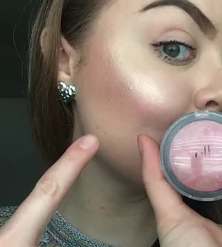 Video of e.l.f. Baked Blush uploaded by Amanda R.
