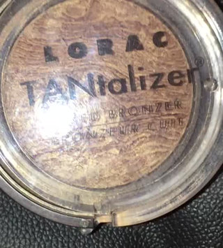Video of Lorac Travel Size Matte Tan TANtalizer Baked Bronzer uploaded by Patricia R.